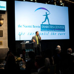Master of Ceremonies Seth Herzog at the Naomi Berrie Diabetes Center's 15th Anniversary Benefit Gala at Studio 8H, 30 Rockefeller Plaza, New York City. Photo by David Dini.