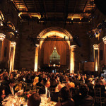 The 2010 Norman Mailer Center Benefit Gala at Cipriani 42nd Street in New York City. Photo by Lynn McCary Events.
