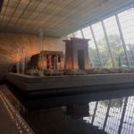 The Temple of Dendur in the Sacker Wing of The Metropolitan Museum of Art.  Photo by Lynn McCary Events.